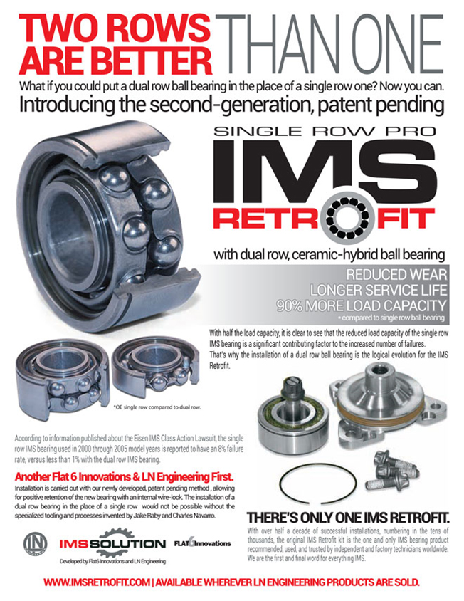 Advantages to opt for a pro shaft Bearing IMS